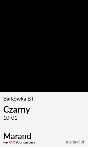 Barkówka BT – kolor Czarny 10-01