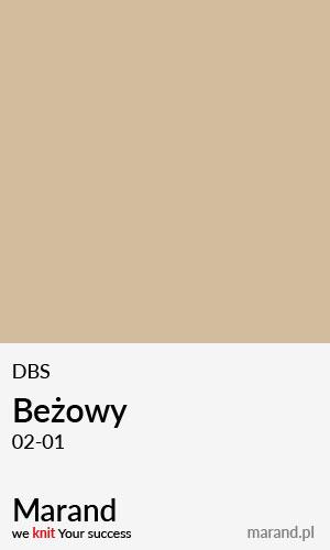 DBS – kolor Beżowy 02-01