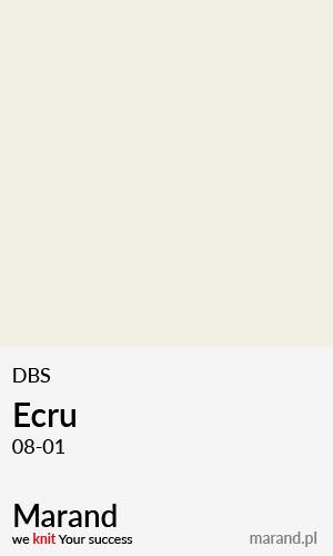 DBS – kolor Ecru 08-01