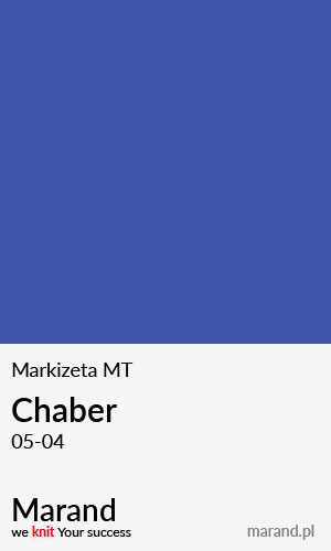 Markizeta MT – kolor Chaber 05-04