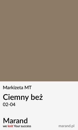 Markizeta MT – kolor Ciemny beż 02-04