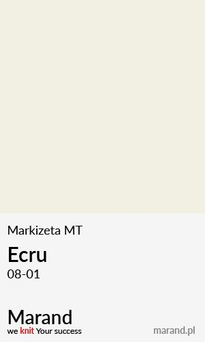 Markizeta MT – kolor Ecru 08-01