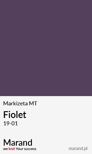 Markizeta MT – kolor Fiolet 19-01