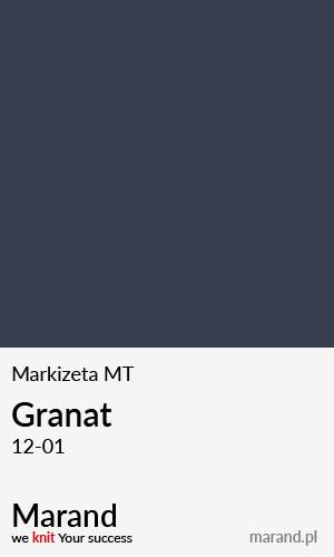 Markizeta MT – kolor Granat 12-01
