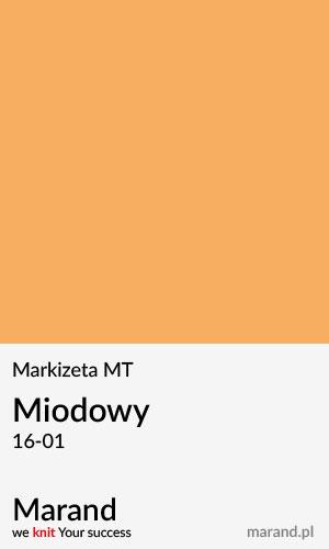 Markizeta MT – kolor Miodowy 16-01