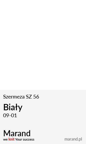Szermeza SZ 56 – kolor Biały 09-01