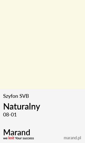 Szyfon SVB – kolor
