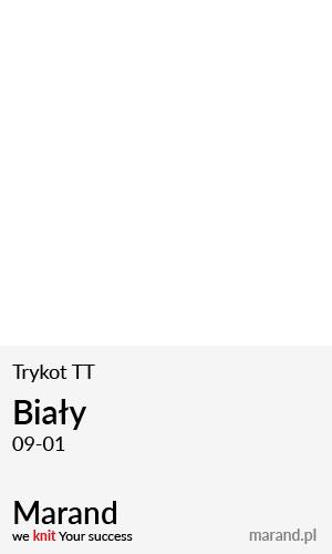 Trykot TT – kolor Biały 09-01