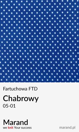 Fartuchowa FTD – kolor Chabrowy 05-01