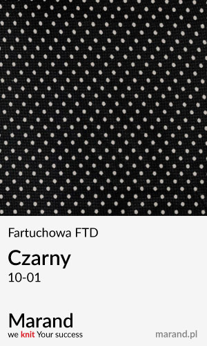 Fartuchowa FTD – kolor Czarny 10-01