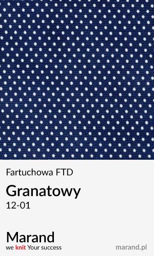 Fartuchowa FTD – kolor Granatowy 12-01