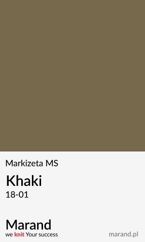 Markizeta MS – kolor Khaki 18-01